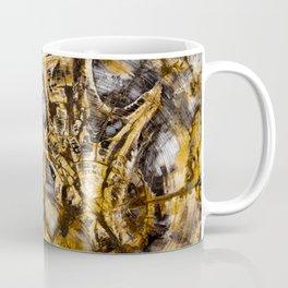 Sequoia Tree Cross Section Coffee Mug