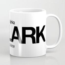 The Lark (black) Coffee Mug