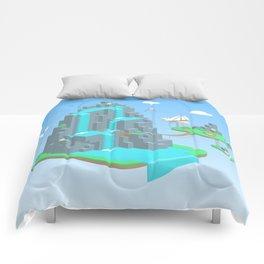 Crystal Mountain Comforters