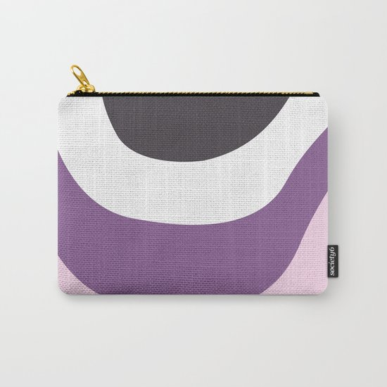 Pink Drop Carry-All Pouch