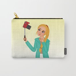 Take Selfie Carry-All Pouch