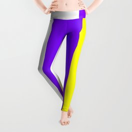 flag of canary islands 2b -canaries,canary,atlantic,canarias,Canarian,canario,canaria,spain,spanish, Leggings