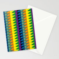 Dragon Pattern Stationery Cards
