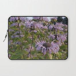 Prairie Bergamot Monarda Laptop Sleeve