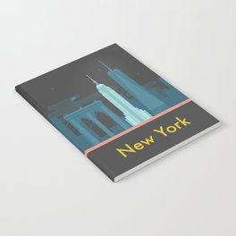 New York City Architecture Notebook