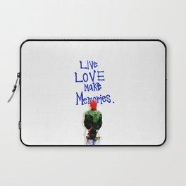 Live Love Make Memories, G-Dragon... Laptop Sleeve