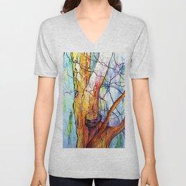 """Berkeley Eucalyptus"" Unisex V-Neck"