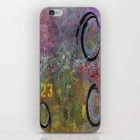 illuminati iPhone & iPod Skins featuring Illuminati by Kati Barrett Baroque Grunge