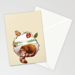 It's Oh So Quiet! Stationery Cards