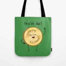 BIT DEAL! (v2) Tote Bag