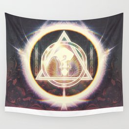 ?2 Wall Tapestry