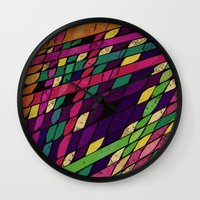 lantern Wall Clocks featuring Lantern by Glanoramay