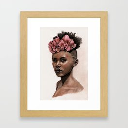 lili_ann Framed Art Print