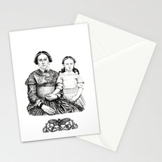 Austerity Stationery Cards