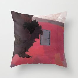 BROOKLYN BUILDINGS #1 Throw Pillow