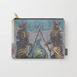 Tarot Moon Carry-All Pouch
