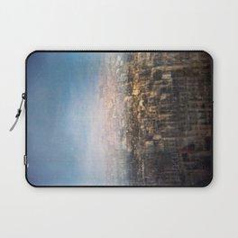 Paris Multiple Exposure  Laptop Sleeve