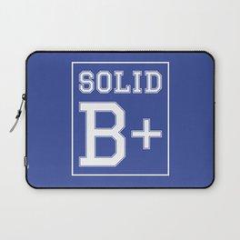 """Solid B+"" Laptop Sleeve"