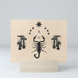 Scorpio II Mini Art Print