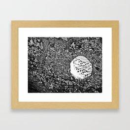 Breizh 4 Framed Art Print