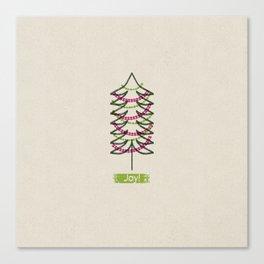 Joy Tree Canvas Print