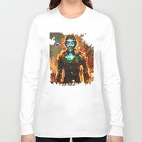dead space Long Sleeve T-shirts featuring dead space by ururuty