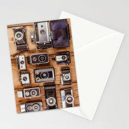 Photographer's History Stationery Cards