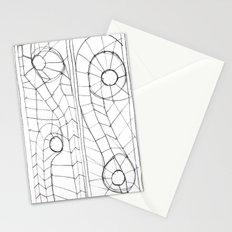 Original Sketch Series - Erosion Patterning Stationery Cards