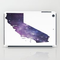 california iPad Cases featuring California by Kandie Lynn