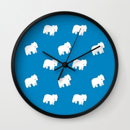 Sustainable Love Wall Clock