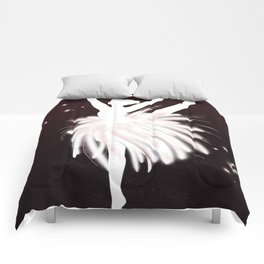 Space Ballerina (3 of 3) Comforters