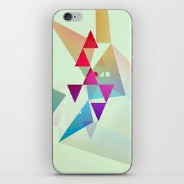 T Art iPhone Skin