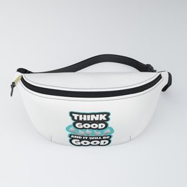 Think GOOD Fanny Pack