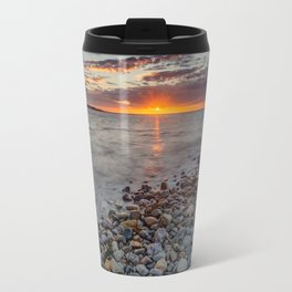 Welsh Sunset Travel Mug