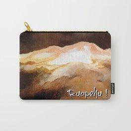 Ruapehu Sunset Carry-All Pouch