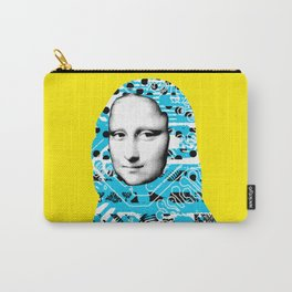 Mona Lisa Platina 3 Carry-All Pouch