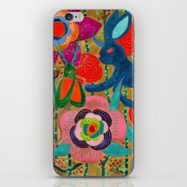 You Don't Have To Go Home, You Can Stay Here iPhone Skin