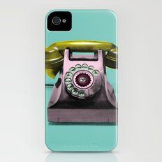 Call Marylin iPhone (4, 4s) Slim Case
