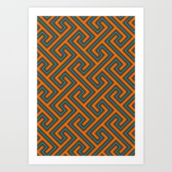 ARUAK Art Print