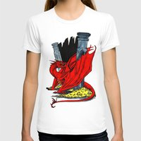 smaug T-shirts featuring Smaug the Stupendous by Lydia Joy Palmer