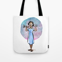 Katherine Johnson Tote Bag