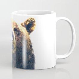 Bear portrait Coffee Mug