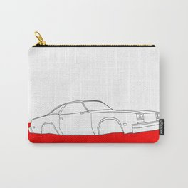 Demolition Derby 1984 Carry-All Pouch