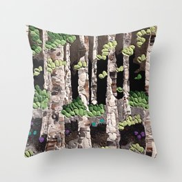 """""""Eventide"""" Throw Pillow"""