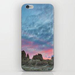 Pastel Rainbow Sunset : Tronna Pinnacles iPhone Skin