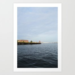 Fells Point Art Print