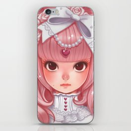 Lolita in my heart iPhone Skin