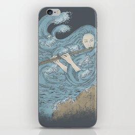 Ocean Symphony iPhone Skin