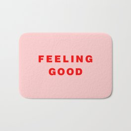 Feeling Good Bath Mat