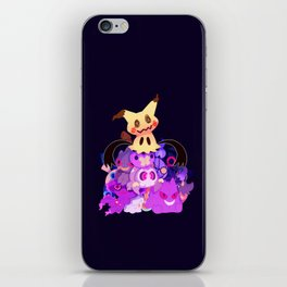 Spooky Dolls iPhone Skin